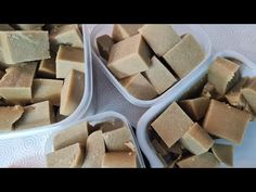 Ice Cube Trays, Health Fitness, Restaurant, Candy, Chocolate, Youtube, Food, Chocolates, Eten