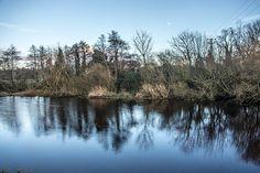 River Liffey: Newbridge - County Kildare (Ireland)