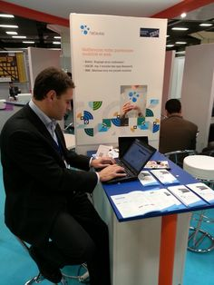 NetDevices - Partenaire IBM présentait sa solution Engage Your Customers !