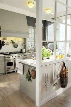 Cocina kitchenet