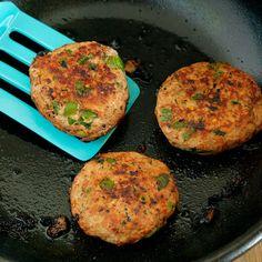 Ginger, Pear & Turkey Sausage Patties - Clean Eating Magazine