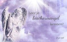 Beschermengel, leer jouw persoonlijke beschermengelen kennen! Angel Spirit, Spirit Guides, Tarot, Meditation, Tarot Cards, Zen