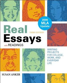 Bestseller Books Online Real Essays with Readings with 2009 MLA Update: Writing Projects for College, Work, and Everyday Life Susan Anker $51.61  - http://www.ebooknetworking.net/books_detail-0312607555.html