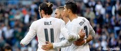 Gilas Rayo Tanpa Ampun, Bale-Benzema-Ronaldo Gelontorkan Sembilan Gol -  http://www.football5star.com/liga-spanyol/real-madrid/gilas-rayo-tanpa-ampun-bale-benzema-ronaldo-gelontorkan-sembilan-gol/