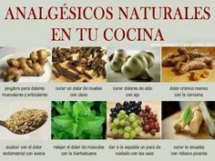 Analgesicos naturales