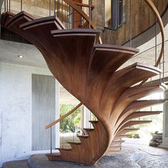 Circular Staircases are the best