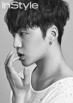 Seungyoon | InStyle Korea June Issue '16