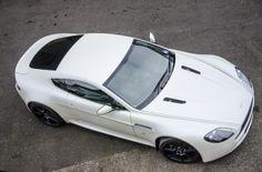 Aston Martin V8 Vantage...need I even say it?  SEXY!