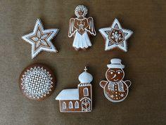 Dekoratívne medovníky - Fotoalbum - Vianočné Cookies, Danish, Desserts, Christmas, Food, Crack Crackers, Tailgate Desserts, Xmas, Deserts