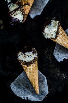 No Churn Rum and Raisin Mascarpone Ice Cream | Louise´s Spis