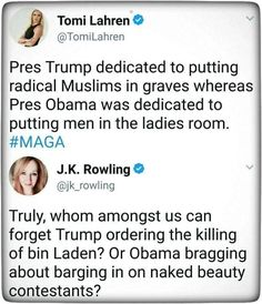 I dislike JK Rowling for many of her actions (queer baiting, supporting TERFs) but she's right on this.