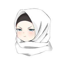 Mood Wallpaper, Cute Wallpaper Backgrounds, Panda Wallpapers, Cute Wallpapers, Hijab Drawing, Islamic Cartoon, Cute Panda Wallpaper, Anime Muslim, Hijab Cartoon