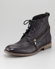 Zip-Around Boot by John Varvatos Star USA at Neiman Marcus.