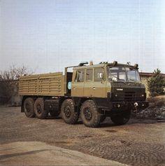 TATRA T815 VT 26 265 8x8.1 R Compressed Air, Heavy Truck, Military Equipment, Military Army, Diesel Engine, War Machine, Cool Trucks, Heavy Equipment, Motor Car