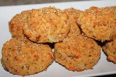 CHIFTELUTE DE FASOLE CU LEGUME - Flaveur Muffin, Cookies, Breakfast, Desserts, Food, Crack Crackers, Morning Coffee, Tailgate Desserts, Deserts