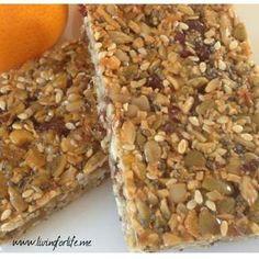 Recipe Muesli bars - nut free by judithk - Recipe of category Baking - sweet