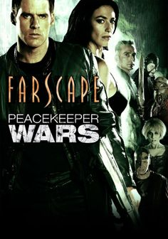 Farscape: The Peacekeeper Wars - Poster of the Week