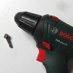 A countersink bit is handy to have when you need to sink screw heads into the surface of the wood or board you are using. Tork Craft offer a range of sizes, with a 12mm being the most common size you would use. - See more at: http://www.home-dzine.co.za/diy/diy-drill-driver.html#sthash.HCO4Z5Kc.dpuf