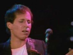 "Paul Simon,  ""Slip Slidin' Away"", The Concert in Central Park, 1981..... a Tootsie repeat.... over and over...."