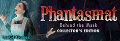 LeeGT-Games: Phantasmat 5: Behind the Mask Collector's Edition