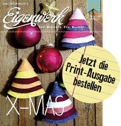 """Kreative Blockaden sind """"Schnee von gestern""""! In der #Osterlotterie gibt's ein Jahresabo vom Eigenwerk Magazin."""