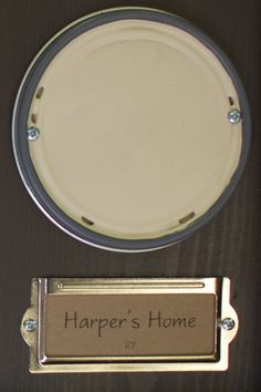New paint color from Cottage Color Boutique.  Harper's Home #27