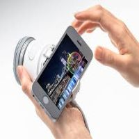 Olympus hackable phone-connected lens camera comes to the US