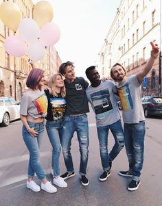 #EspritxPolaroid #Esprit #Polaroid #T-Shirts
