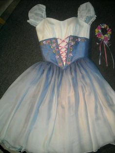 """""""Giselle"""" Costume by Heather Lerma"""