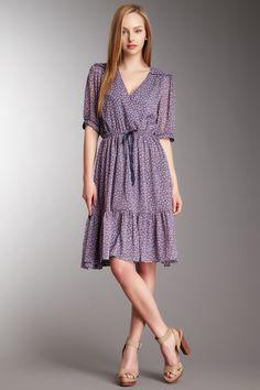 Calypso Flower Dress