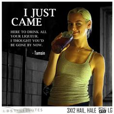 Lost Girl Funnies - Tamsin I really think I love her♡