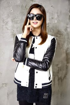 EXID's Junghwa for Cheetah Sunglasses