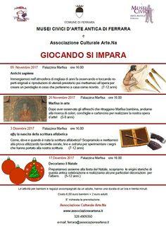 Ferrara: atmosfere preistoriche per piccoli sapiens alla Palazzina Marfisa