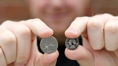 How to Shrink a Quarter Using Electricity
