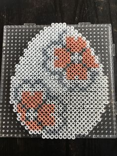 Melty Bead Patterns, Pearler Bead Patterns, Perler Patterns, Beading Patterns, Diy Perler Beads, Perler Bead Art, Peler Beads, Butterfly Cross Stitch, Melting Beads