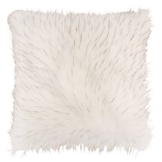 Snuggle up for winter with a cushion that is both warm and cool. This polar bear cushion brings a texture of warmth to your home just when you need it the most.