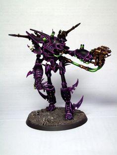 Chronos, Conversion, Dark Eldar, Painlord, Talos, Twin Link, Wraithlord