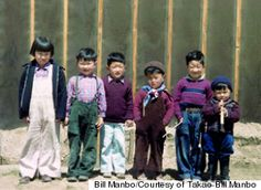 Photos from a Japanese Internment Camp