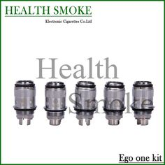5pcs/lot Original Joyetech Ego One Coils Joyetech replacement Coils for Ego One Starter Kits Ego One CL Atomizer coil Heads     	      we focus on offering you the most high quillity electronic cigs,caring about your healt  #Vape http://vaper.ga/be