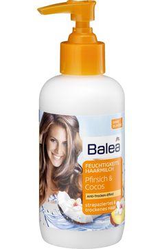 Haarmilch Feuchtigkeit