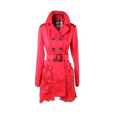 burberry-mid-long-lace-slim-fit-coat-w31120-red.jpg (600×600)