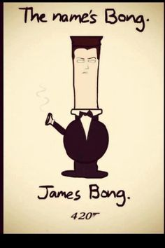My Name is James Bong