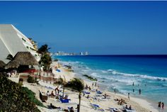 The Oasis Cancun is located directly on the spectacular half mile wide beach at km 16.5 in the hotel zone, fifteen minutes from the international airport. Expect the Unexpected.....