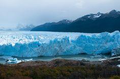 ICE, ICE BABY! Behold the mighty Perito Moreno glacier in Argentina.