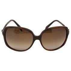 Alexander McQueen 4171 S 0O1X Horn Walnut Brown. Femmes À Lunettes De SoleilAlexander  ... b28c6cf7f1a