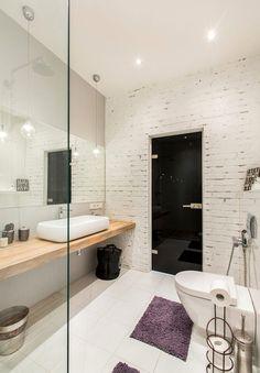 11-banheiro-moderno-tijolinho-branco-porta-preta