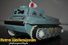 Talán még emlékeztek a Tóth Sándortól kapott játékokra, nos az ME-756 Anti-Aircraft is tőle került a gyűjteménybe.