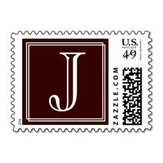 Monogram : D Postage you will get best price offer lowest prices or diccount couponeThis Deals Monogram : D Postage today easy to Shops & Purchase Online - transferred directly secure and trusted checkout. Postage Stamp Design, Wedding Postage Stamps, Wedding Stamps, Letter J, Love Stamps, Design Your Own, Best Gifts, Monogram, Cool Stuff