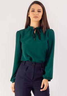 Colectie - Moze Fashion Smart Casual, Lady, Long Sleeve, Sleeves, Tops, Women, Fashion, Moda, Long Dress Patterns