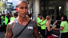 Herbalife Member shares excitement for #WorldWorkout